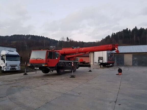Liebher LTM 1030-2